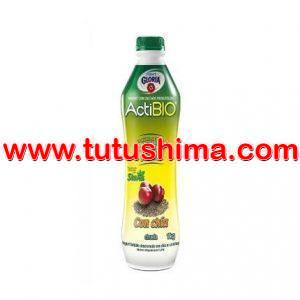 Yogurt Gloria Actibio Ciruela con Chia 1 lt